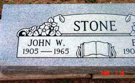 STONE, JOHN W. - Yavapai County, Arizona | JOHN W. STONE - Arizona Gravestone Photos