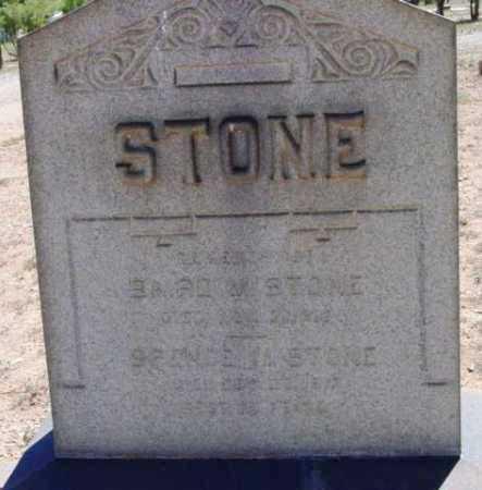 STONE, BAIRD MINOR - Yavapai County, Arizona | BAIRD MINOR STONE - Arizona Gravestone Photos