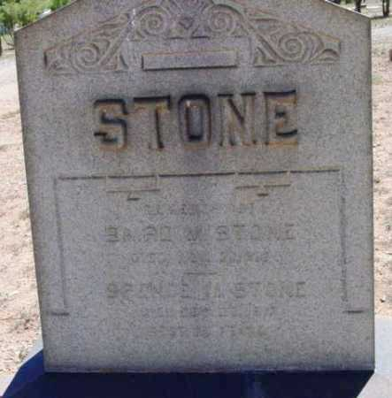 STONE, BAIRD MINOR - Yavapai County, Arizona | BAIRD MINOR STONE - Arizona Gravestone Photos