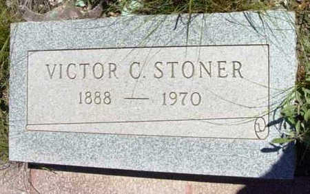 STONER, VICTOR C. - Yavapai County, Arizona   VICTOR C. STONER - Arizona Gravestone Photos