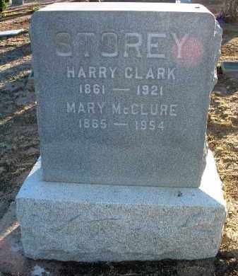STOREY, MARY MCCLURE - Yavapai County, Arizona | MARY MCCLURE STOREY - Arizona Gravestone Photos