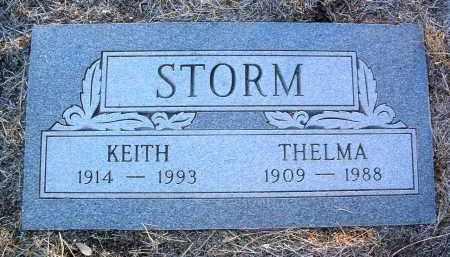 STORM, ALFRED KEITH - Yavapai County, Arizona | ALFRED KEITH STORM - Arizona Gravestone Photos