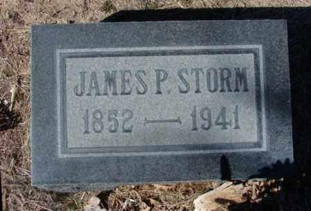 STORM, JAMES PLEASANT - Yavapai County, Arizona   JAMES PLEASANT STORM - Arizona Gravestone Photos