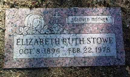 O'BRIEN STOWE, ELIZABETH - Yavapai County, Arizona   ELIZABETH O'BRIEN STOWE - Arizona Gravestone Photos