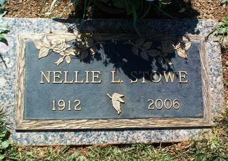STOWE, NELLIE L. - Yavapai County, Arizona | NELLIE L. STOWE - Arizona Gravestone Photos