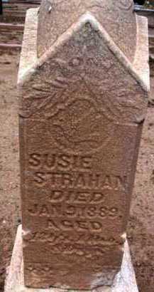STRAHAN, SUSAN MAY - Yavapai County, Arizona | SUSAN MAY STRAHAN - Arizona Gravestone Photos