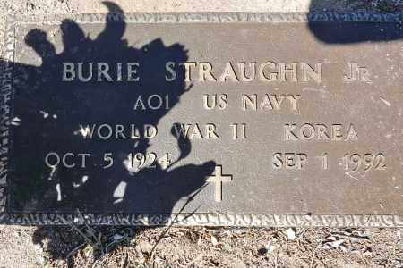 STRAUGHN, BURIE - Yavapai County, Arizona | BURIE STRAUGHN - Arizona Gravestone Photos