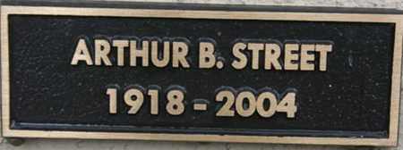 STREET, ARTHUR BERTRAM - Yavapai County, Arizona | ARTHUR BERTRAM STREET - Arizona Gravestone Photos