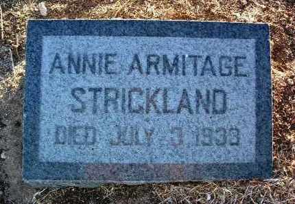 ARMITAGE, ANNIE MARIE - Yavapai County, Arizona | ANNIE MARIE ARMITAGE - Arizona Gravestone Photos
