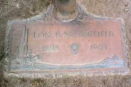 STRINGFIELD, LON FRANCIS - Yavapai County, Arizona | LON FRANCIS STRINGFIELD - Arizona Gravestone Photos