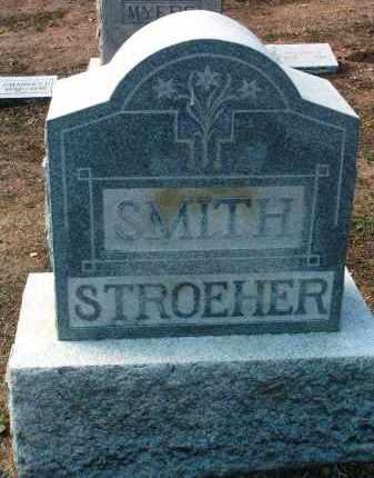 STROEHER SMITH, FAMILY HEADSTONE - Yavapai County, Arizona | FAMILY HEADSTONE STROEHER SMITH - Arizona Gravestone Photos