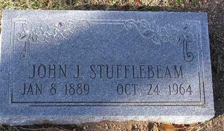 STUFFLEBEAM, JOHN JACOB - Yavapai County, Arizona | JOHN JACOB STUFFLEBEAM - Arizona Gravestone Photos
