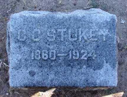 STUKEY, CHAUNCEY C. - Yavapai County, Arizona | CHAUNCEY C. STUKEY - Arizona Gravestone Photos