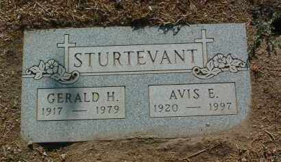STURTEVANT, AVIS ELIZABETH - Yavapai County, Arizona | AVIS ELIZABETH STURTEVANT - Arizona Gravestone Photos