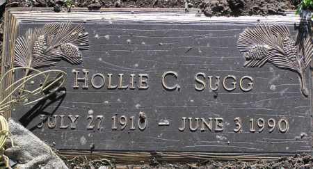 SUGG, HOLLIE C. - Yavapai County, Arizona | HOLLIE C. SUGG - Arizona Gravestone Photos