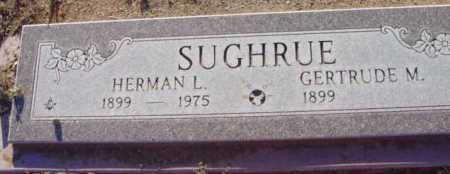 SUGHRUE, GERTRUDE MAE - Yavapai County, Arizona   GERTRUDE MAE SUGHRUE - Arizona Gravestone Photos