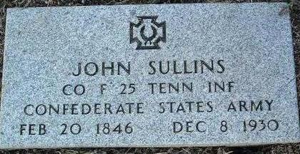 SULLINS, JOHN - Yavapai County, Arizona | JOHN SULLINS - Arizona Gravestone Photos
