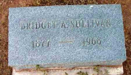 SULLIVAN, BRIDGET A. - Yavapai County, Arizona | BRIDGET A. SULLIVAN - Arizona Gravestone Photos