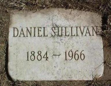 SULLIVAN, DANIEL - Yavapai County, Arizona | DANIEL SULLIVAN - Arizona Gravestone Photos