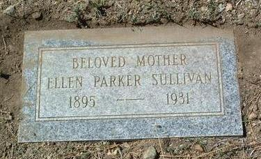 SULLIVAN, ELLEN FRANCES - Yavapai County, Arizona | ELLEN FRANCES SULLIVAN - Arizona Gravestone Photos