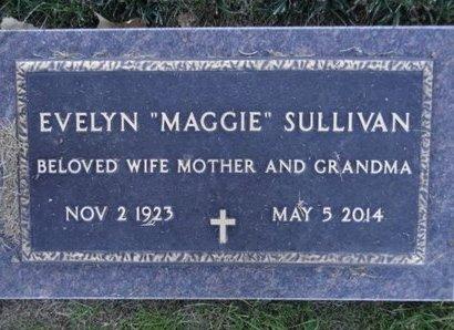 SMITH SULLIVAN, EVELYN M. - Yavapai County, Arizona | EVELYN M. SMITH SULLIVAN - Arizona Gravestone Photos