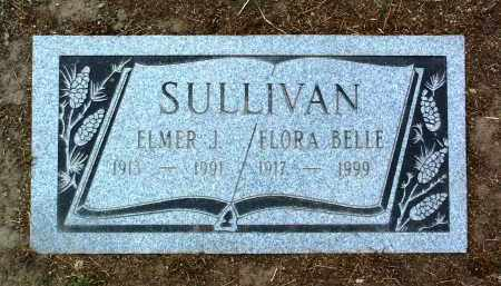 ALLEN SULLILVAN, FLORA B. - Yavapai County, Arizona | FLORA B. ALLEN SULLILVAN - Arizona Gravestone Photos