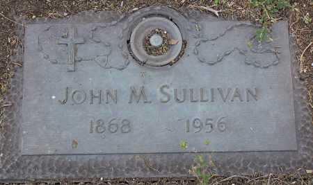 SULLIVAN, JOHN MARTIN - Yavapai County, Arizona   JOHN MARTIN SULLIVAN - Arizona Gravestone Photos