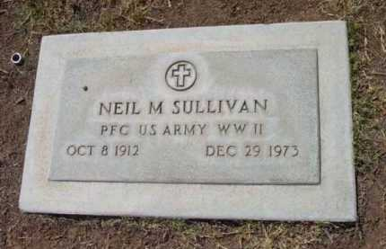SULLIVAN, NEIL MICHAEL - Yavapai County, Arizona | NEIL MICHAEL SULLIVAN - Arizona Gravestone Photos