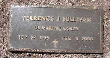 SULLIVAN, TERRENCE JAMES - Yavapai County, Arizona | TERRENCE JAMES SULLIVAN - Arizona Gravestone Photos