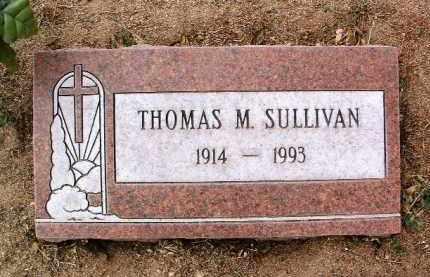SULLIVAN, THOMAS MICHAEL - Yavapai County, Arizona | THOMAS MICHAEL SULLIVAN - Arizona Gravestone Photos