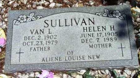 SULLIVAN, HELEN H. - Yavapai County, Arizona   HELEN H. SULLIVAN - Arizona Gravestone Photos