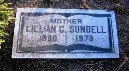MEADEN SUNDELL, LILLIAN - Yavapai County, Arizona | LILLIAN MEADEN SUNDELL - Arizona Gravestone Photos