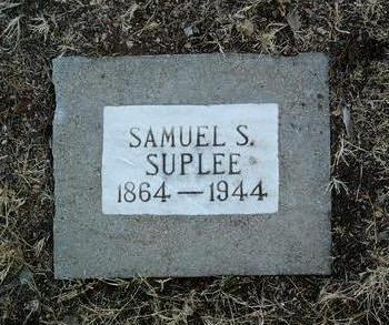 SUPLEE, SAMUEL SUMNER - Yavapai County, Arizona   SAMUEL SUMNER SUPLEE - Arizona Gravestone Photos