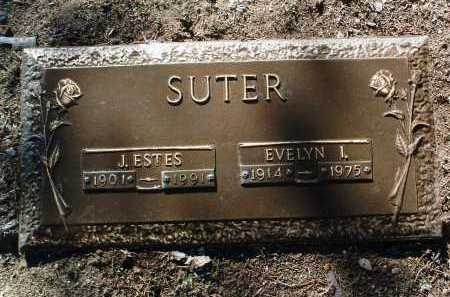HARER SUTER, EVELYN IRENE - Yavapai County, Arizona | EVELYN IRENE HARER SUTER - Arizona Gravestone Photos