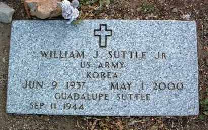 SUTTLE, WILLIAM J., JR. - Yavapai County, Arizona | WILLIAM J., JR. SUTTLE - Arizona Gravestone Photos
