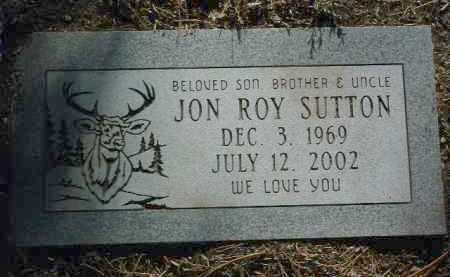 SUTTON, JONATHAN ROY - Yavapai County, Arizona | JONATHAN ROY SUTTON - Arizona Gravestone Photos