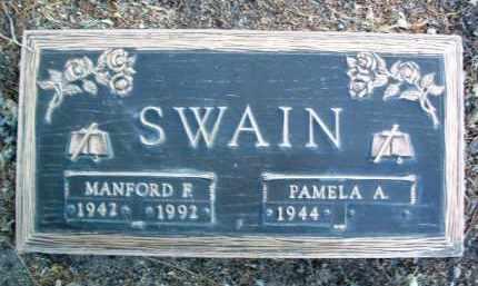 SWAIN, PAMELA ANN - Yavapai County, Arizona | PAMELA ANN SWAIN - Arizona Gravestone Photos