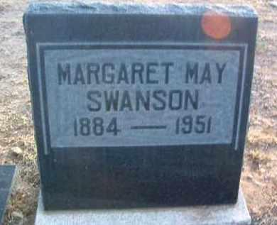 SWANSON, MARGARET MAY - Yavapai County, Arizona | MARGARET MAY SWANSON - Arizona Gravestone Photos