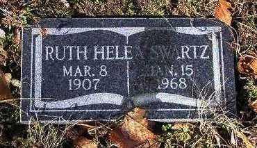 SWARTZ, RUTH H. - Yavapai County, Arizona | RUTH H. SWARTZ - Arizona Gravestone Photos