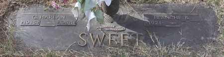 SWEET, C. HARLAN - Yavapai County, Arizona | C. HARLAN SWEET - Arizona Gravestone Photos