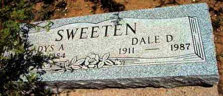 MAGNER SWEETEN, GLADYS A. - Yavapai County, Arizona | GLADYS A. MAGNER SWEETEN - Arizona Gravestone Photos