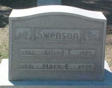 REAVES SWENSON, MARY ELIZABETH - Yavapai County, Arizona | MARY ELIZABETH REAVES SWENSON - Arizona Gravestone Photos