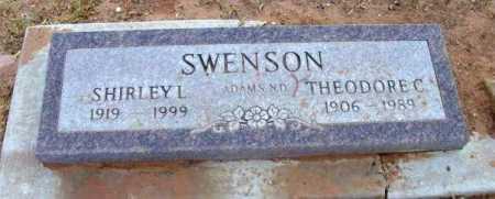 SWENSON, SHIRLEY LORRAINE - Yavapai County, Arizona | SHIRLEY LORRAINE SWENSON - Arizona Gravestone Photos