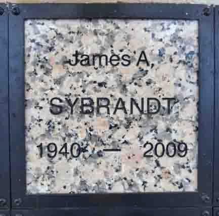 SYBRANDT, JAMES ALLEN - Yavapai County, Arizona | JAMES ALLEN SYBRANDT - Arizona Gravestone Photos