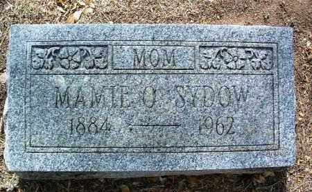 PEARSON SYDOW, MAMIE - Yavapai County, Arizona | MAMIE PEARSON SYDOW - Arizona Gravestone Photos