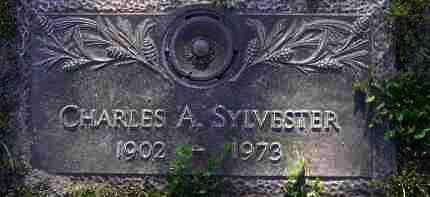 SYLVESTER, CHARLES A. - Yavapai County, Arizona   CHARLES A. SYLVESTER - Arizona Gravestone Photos
