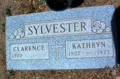 SYLVESTER, KATHRYN - Yavapai County, Arizona | KATHRYN SYLVESTER - Arizona Gravestone Photos
