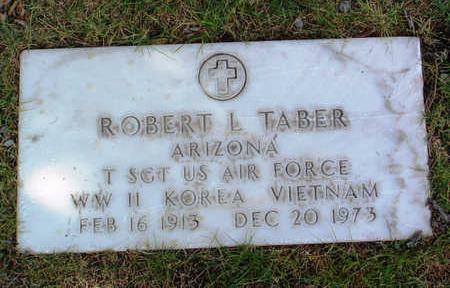 TABER, ROBERT LEE - Yavapai County, Arizona | ROBERT LEE TABER - Arizona Gravestone Photos