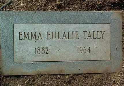 TALLY, EMMA EULALIE - Yavapai County, Arizona | EMMA EULALIE TALLY - Arizona Gravestone Photos