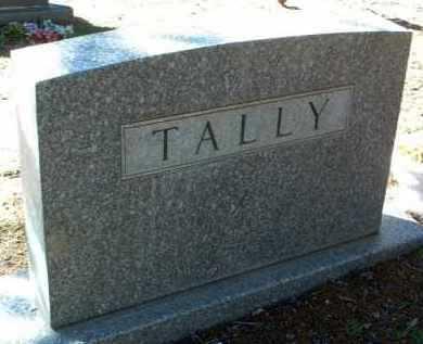TALLY, FAMILY HEADSTONE - Yavapai County, Arizona | FAMILY HEADSTONE TALLY - Arizona Gravestone Photos